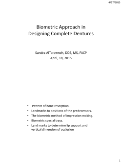 biometric approach - Clinical Jude