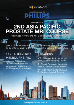 20150330 Prostascan Attendees Flyer web