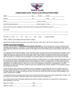 application form - Lewis