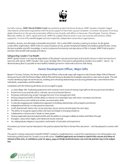 Job Posting - Crawford Connect