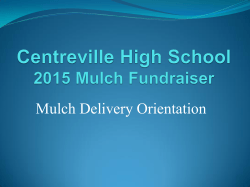 Volunteer Coordinator - Centreville High School PTSA