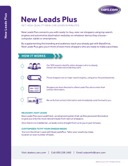 New Leads Plus