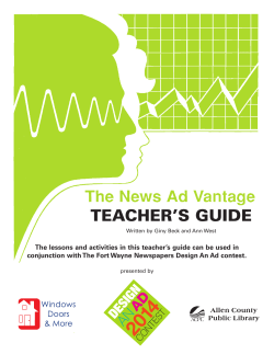 TEACHER`S GUIDE