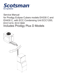 Service Manual - Scotsman Ice Systems