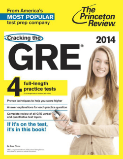 Graduate-School-Test-Preparation-Princeton-Review-Cracking