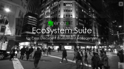 EcoSystem Suite Glossy