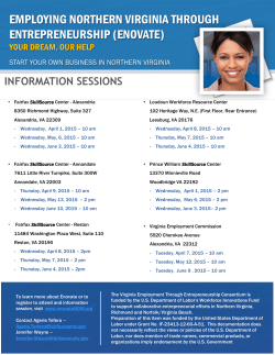 information session