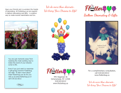 Link for Balloon Decoration Packages