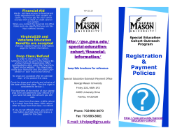 Registration & Payment Policies