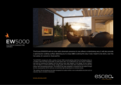 EW5000 - Wood Heating Melbourne