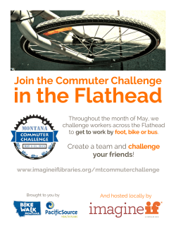 Join the Commuter Challenge