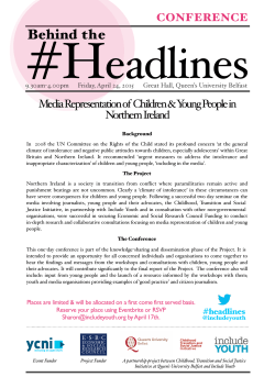 Behind The Headlines_conferenceannouncement