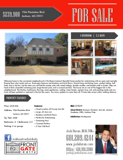 1766 Plantation Blvd – Flyer