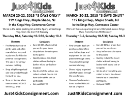 Just4KidsConsignment.com Just4KidsConsignment.com