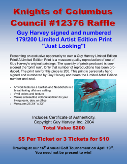 Guy Harvey signed and numbered 179/200