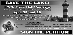 SAVE THE LAKE! SIGN THE PETITION!