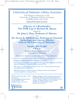 2015 Faculty Lecture Invitation PDF