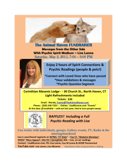 The Animal Haven FUNDRAISER Messages