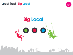 Reviewing your Big Local plan