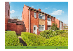Hawthorn Crescent, Shaw, Oldham Offers Over £60,000