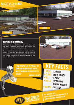 project profile - M&J Construction & Roofing Group
