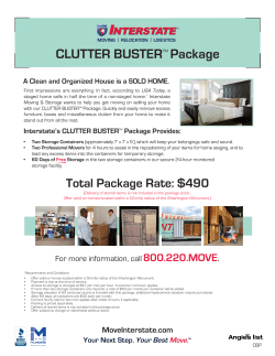 CLUTTER BUSTER™ Package