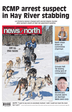 Untitled - Northern News Services
