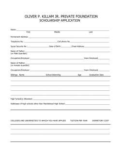 2015 Application Form here