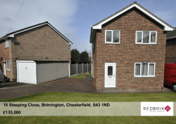 18 Steeping Close, Brimington, Chesterfield, S43 1ND
