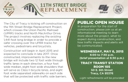 PUBLIC OPEN HOUSE - Replace 11th Street Bridge