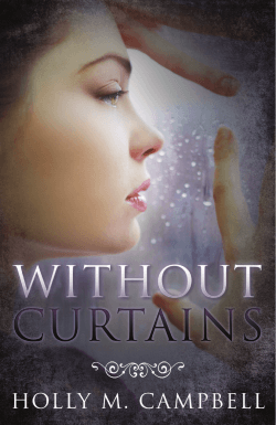 Without Curtains by Holly M. Campbell - Excerpt.indd