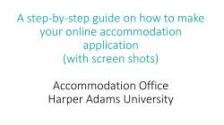 A step-by-step guide on how to make your online - Harper