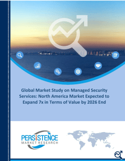 Managed Security Services Market Global Growth