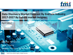 Data Discovery Market 3
