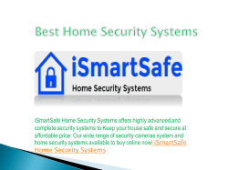 Best Home Security Systems(1)