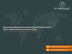 Medical Claims Management Solutions Market