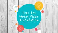 Tips of Wood Floor Installation