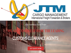 International freight forwarding services and their advantages-converted