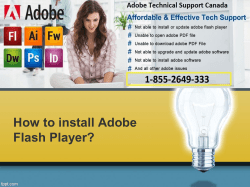 How to install Adobe Flash Player-converted