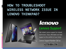 How To Troubleshoot Wireless Network Issue In Lenovo-converted