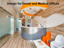 Find the Latest and Trendy Dental Designs For Your Dental Clinic