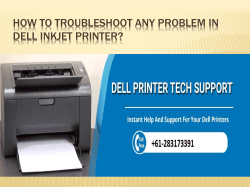 How To Troubleshoot Any Problem In Dell Inkjet-converted
