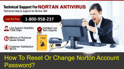 How To Reset Or Change Norton Account Password-converted