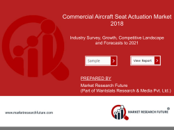 Commercial Aircraft Seat Actuation Market