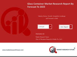 Glass Container Market
