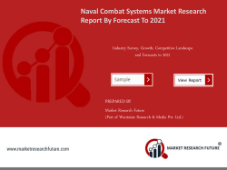 Naval Combat Systems Market