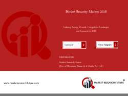 Border Security Market